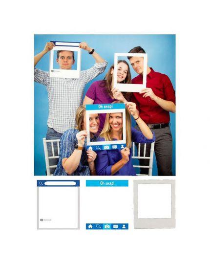 Cornici per Selfie Social Snaps