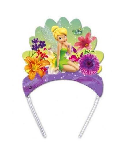 Coroncine Tiare Carta Fairies Disney Trilli
