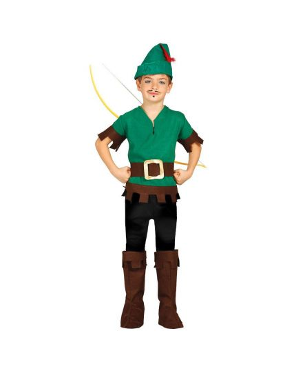 Costume Robin Hood Fuorilegge Bambino