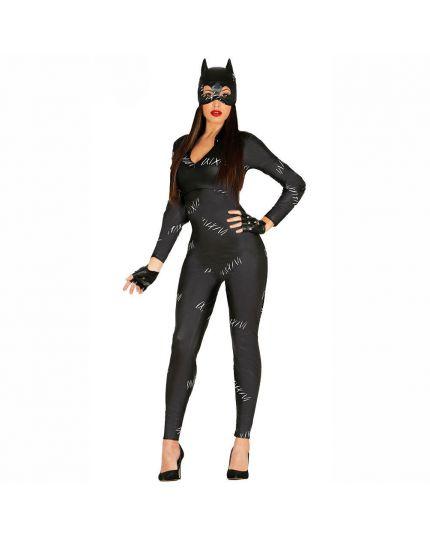Costume Black Cat Donna