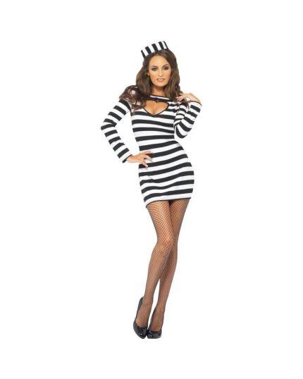 Costume Carcerata Sexy Donna