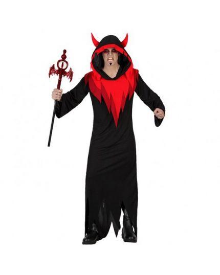 Costume Demone di Fuoco Uomo