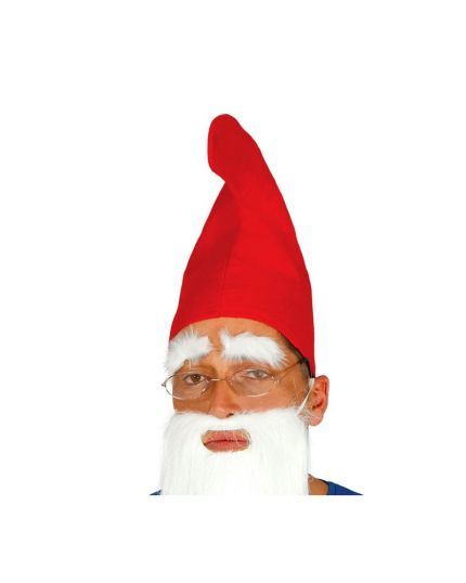 Cappello Gnomo Rosso