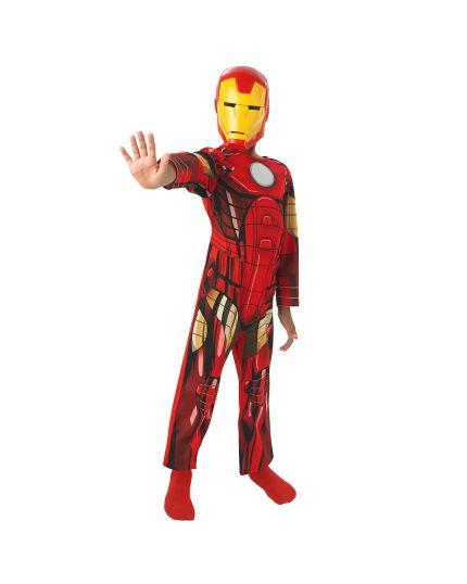 Costume Iron Man Bambino