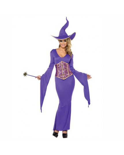 Costume Maga Elegance Donna