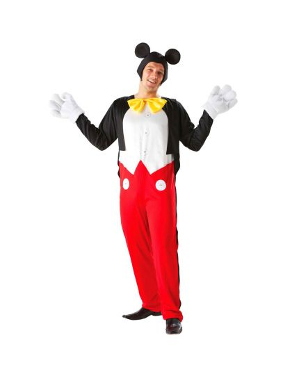 Costume Mickey Mouse Uomo