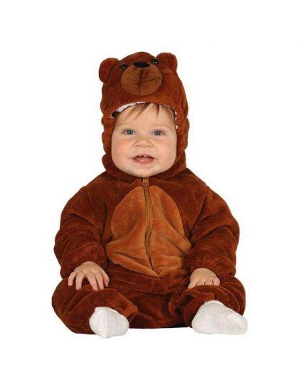 Costume Orso Baby