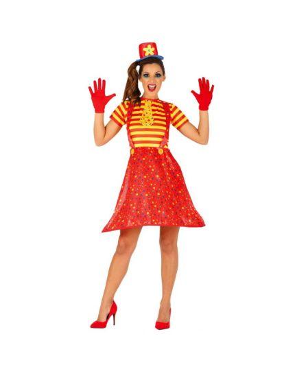Costume Pagliaccio Donna