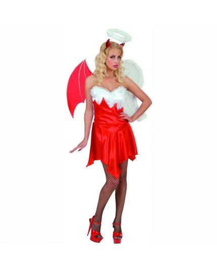 Costume Paradiso e Inferno Donna
