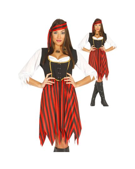 Costume Piratessa d'Oltremare Donna