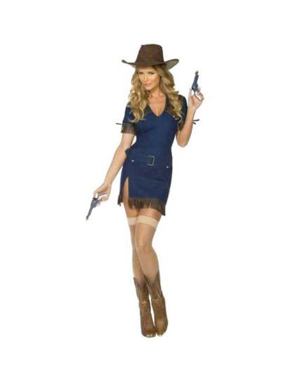 Costume Sceriffa Pistolera Donna