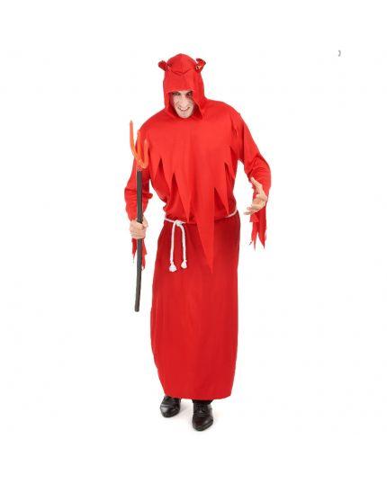Costume Red Devil Uomo