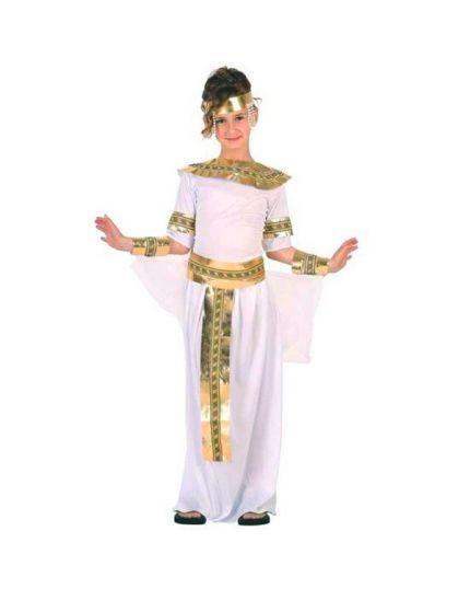 Costume Regina del Nilo Egizia Bambina