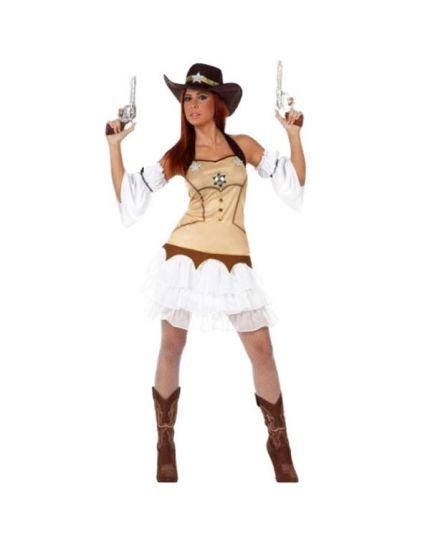 Costume Sceriffa Donna