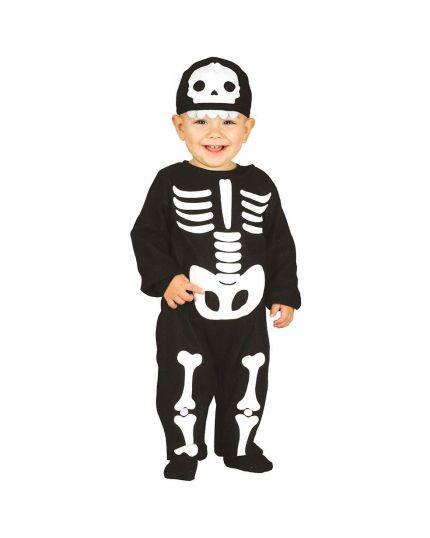 Costume Scheletro Baby