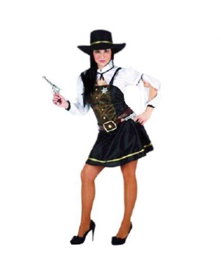 Costume Sceriffo Donna