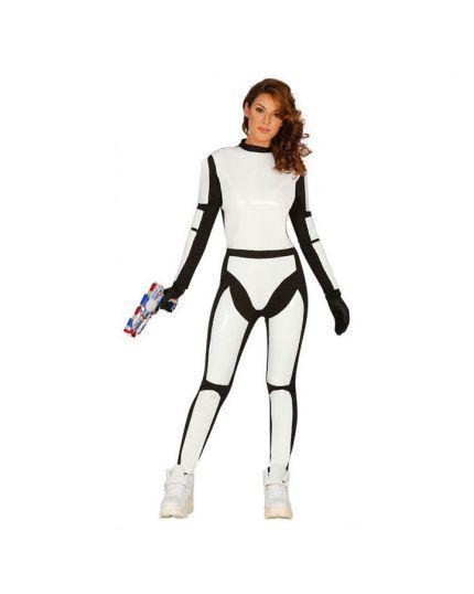 Costume Soldato Spaziale Donna