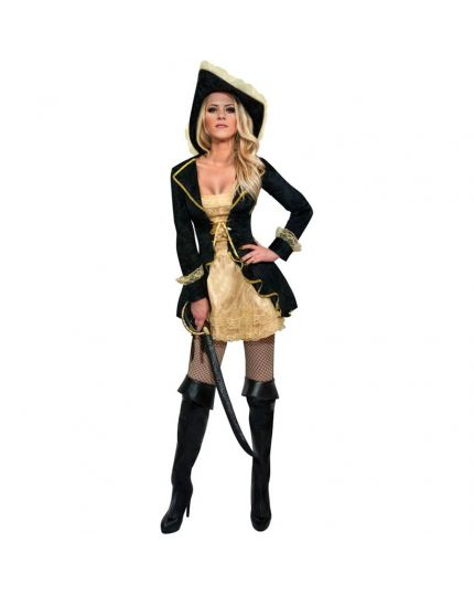Costume Spadaccina Donna