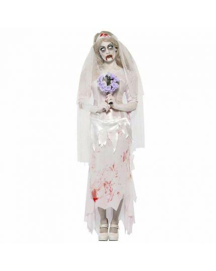 Costume Sposa Zombie Donna