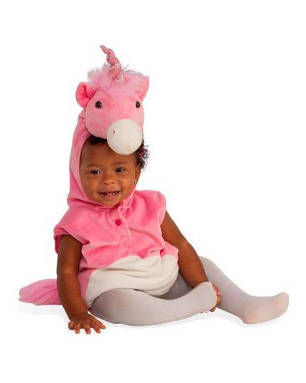 Costume Unicorno Rosa Baby