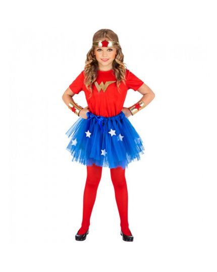 Costume Wonder Girl Bambina