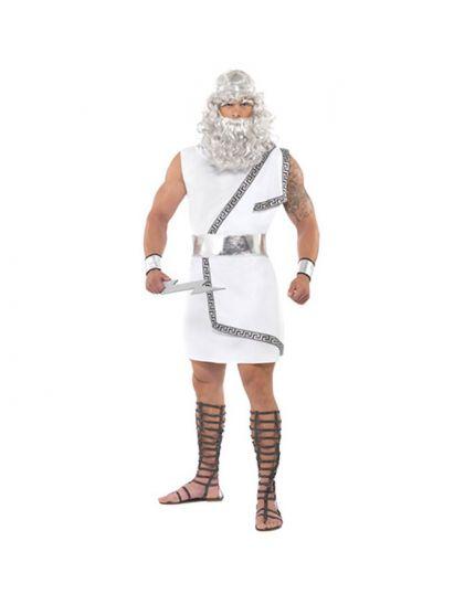 Costume Zeus Re degli Dei Uomo