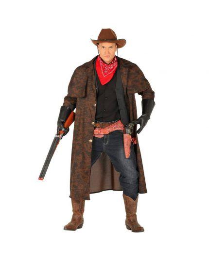 Cappotto Cowboy Uomo