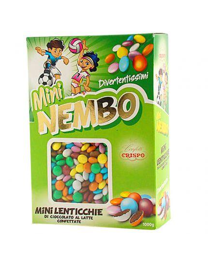 Confetti Lenticchie Crispo  Mini Nembo 1Kg