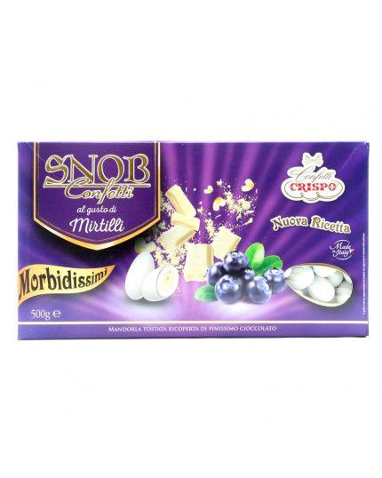Confetti Crispo Snob Mirtillo
