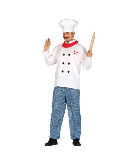 Costume Chef Adulto