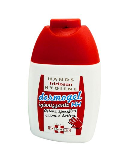 Mini Gel Igienizzante Mani Piemmeci da Borsetta 30ml
