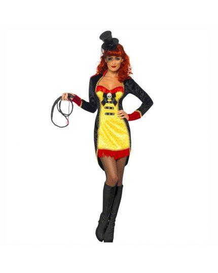 Costume Domatrice del Circo Dark Donna
