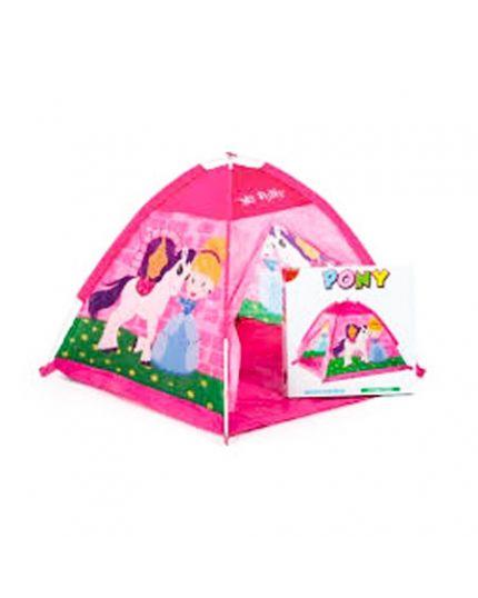 Tenda Pony Per Bambini 112x112x94 Cm