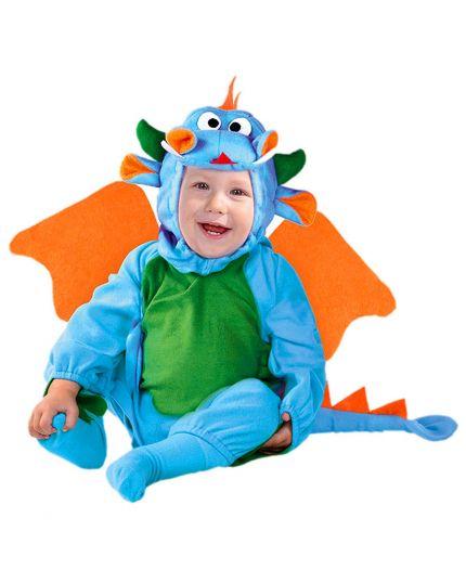 Costume Drago Baby