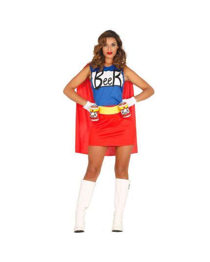 Costume Duff BeerWoman Donna