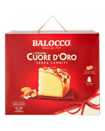 Colomba Cuore d'Oro Balocco 1Kg