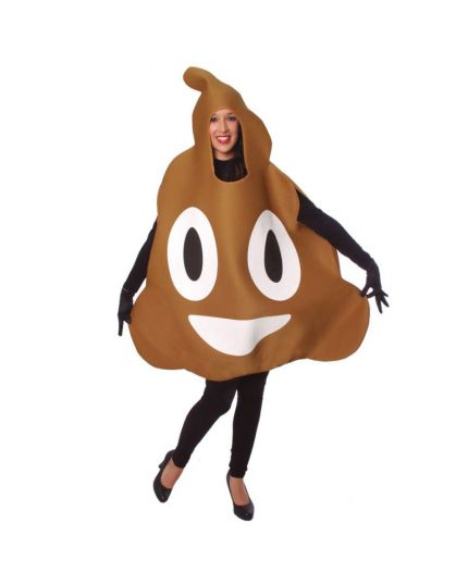 Costume Emoticon Cacca