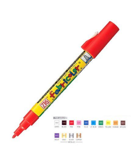 Pennarello Colorato per Tessuto Fabricolor 2mm