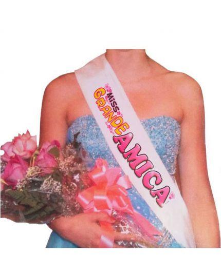 Fascia Premio Miss Grande Amica