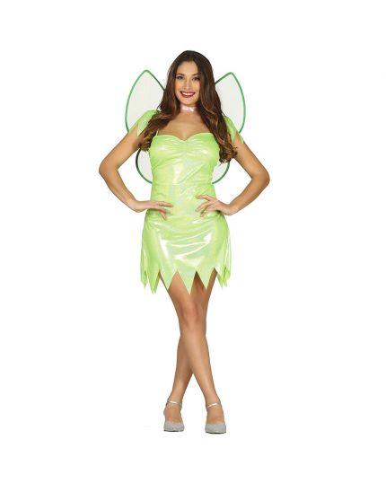 Costume Fata Magica Trilly Verde