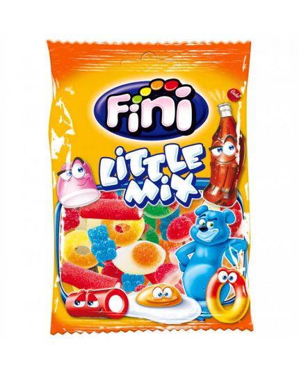 Caramelle Gommose Fini Little Mix 100gr