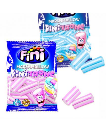 Marshmallow Striato Colorato Fini 175gr