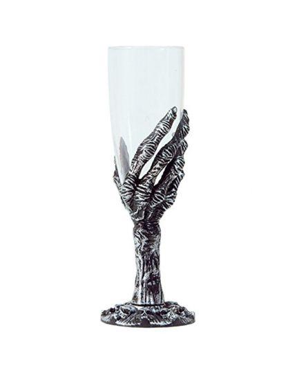 Bicchiere Flute Halloween Scheltro