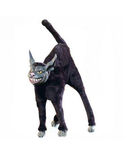 Gatto Nero Horror in Peluche 32cm