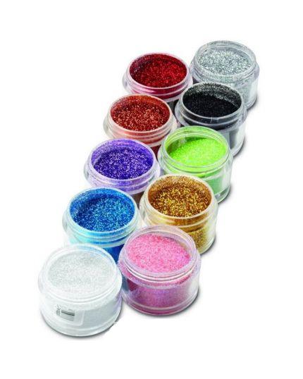 Glitter Commestibile Colorato Rainbow Dust