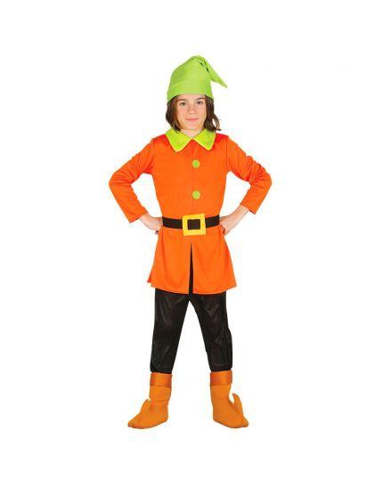 Costume Nano Gnomo Bambino
