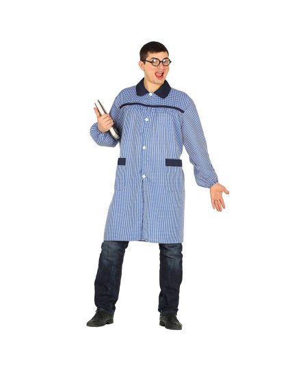 Costume Grembiule Scolaretto Uomo