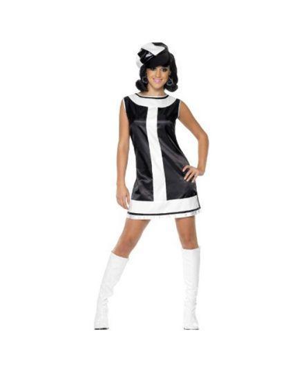 Costume Groovy Anni '60