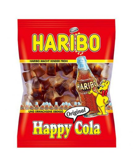 Caramelle Gommose Haribo Happy Cola