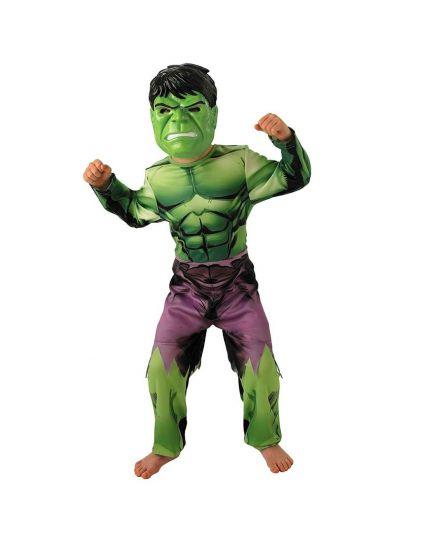 Costume Hulk Classic Bambino